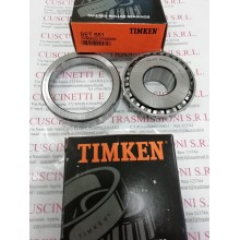 Cuscinetto NP 868033/NP666556 Timken (25x66x22) Weight 0,412