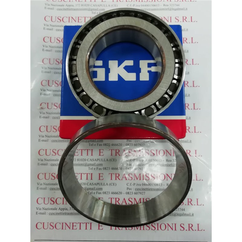 Cuscinetto 344/332/Q SKF 40x80x22,45 Weight 0,461
