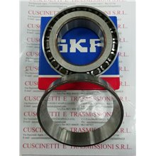Cuscinetto L 44643/610 SKF 25,4x50,292x14,732 Weight 0,126