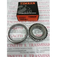 Cuscinetto NP 030522/NP 378917 Timken (27,1x51,4x13,2) Weight 0,120