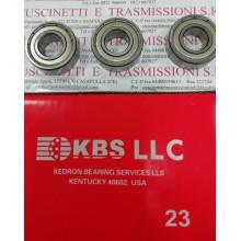 Cuscinetto 1623 ZZ KBS/USA 15.875x34.925x11.112