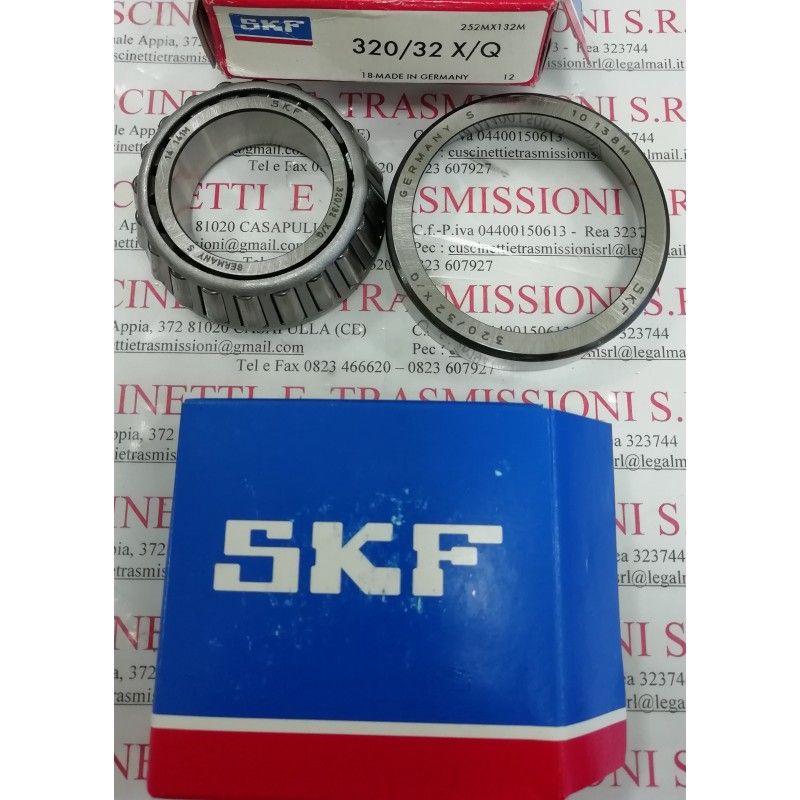 Cuscinetto 320/32 X/Q SKF 32x58x18,17 Weight 0,188 320/32X/Q