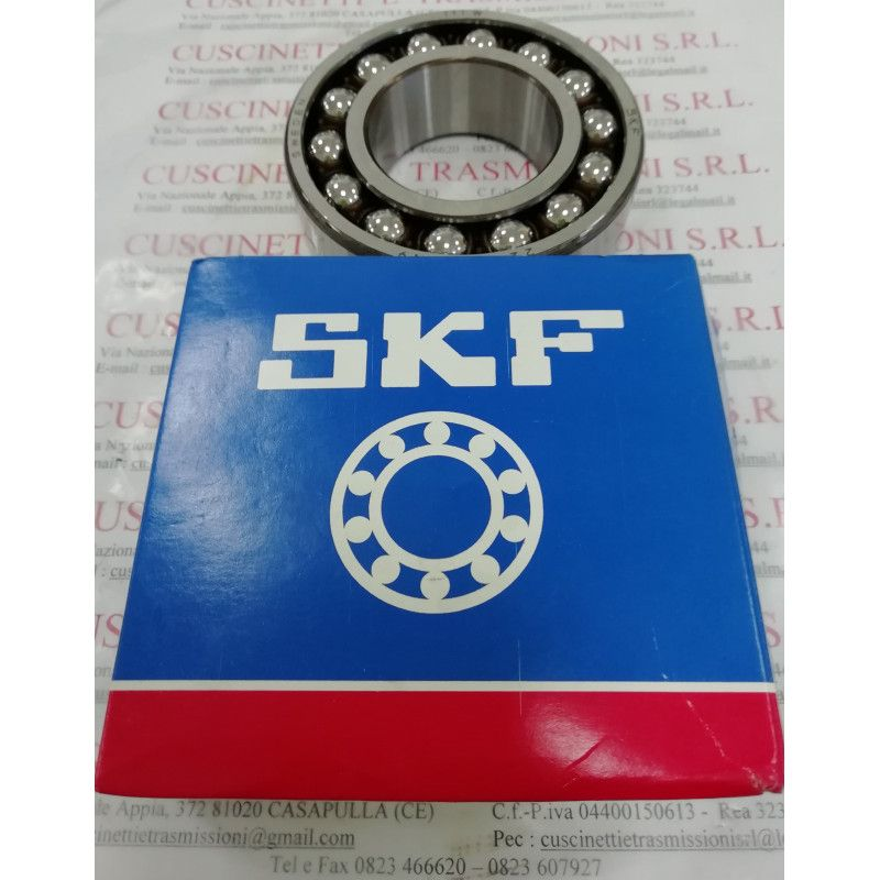 Cuscinetto 2205 EKTN9/C3 SKF 25x52x18 Weight 0,142 2205EKTN9C3,2205KC3,2205K,