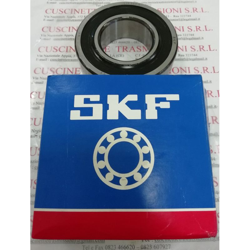 Cuscinetto 2214 E-2RS1TN9 SKF 70x125x31 Weight 1,528 2214E2RS1TN9