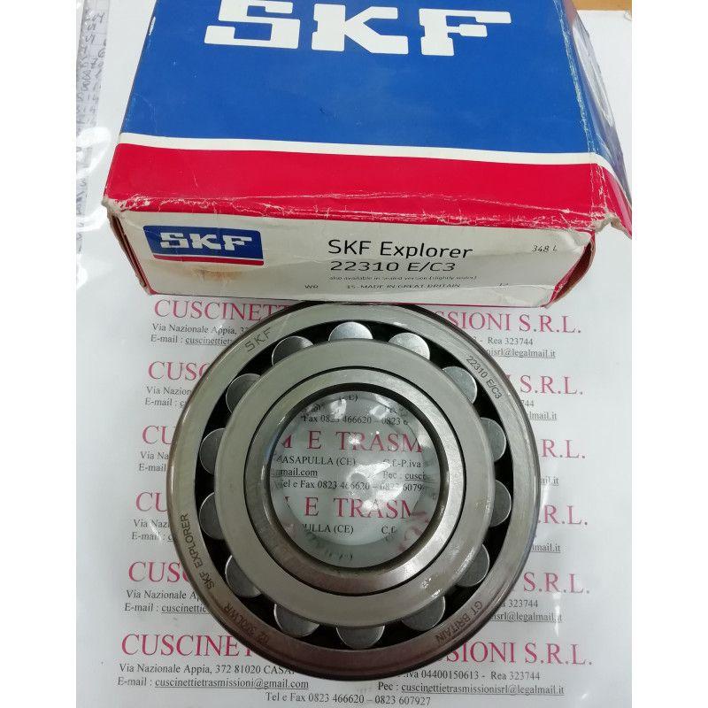 Cuscinetto 22310 E/C3 SKF 50x110x40 Weight 1,826 22310EC3