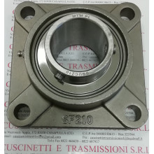 Supporto SS UCF210 Inox 50x143x54,6 Import