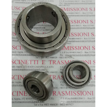 Cuscinetto SB210-SS-INOX 50x90x43.5x20 Import