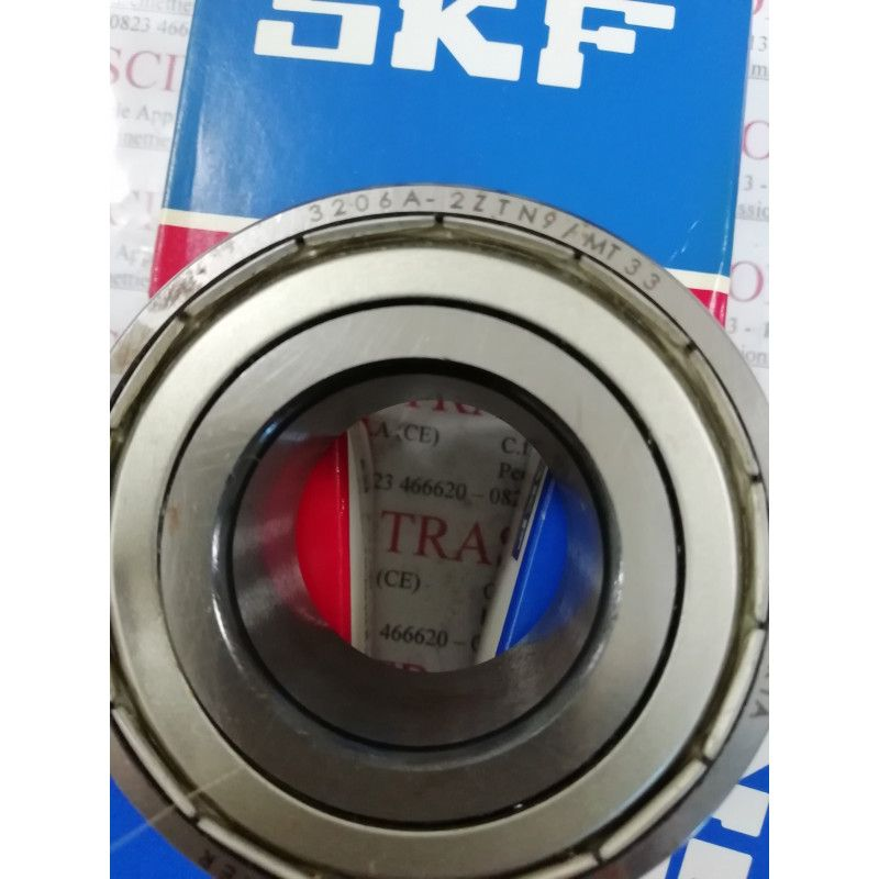 Cuscinetto 3205 A-2ZTN9/MT33 SKF 25x52x20,6 Weight 0,1745 32052Z,3205-2Z,3205ZZ,3205-ZZ,3205A2ZTN9MT33,3205BDXL2ZTVH,