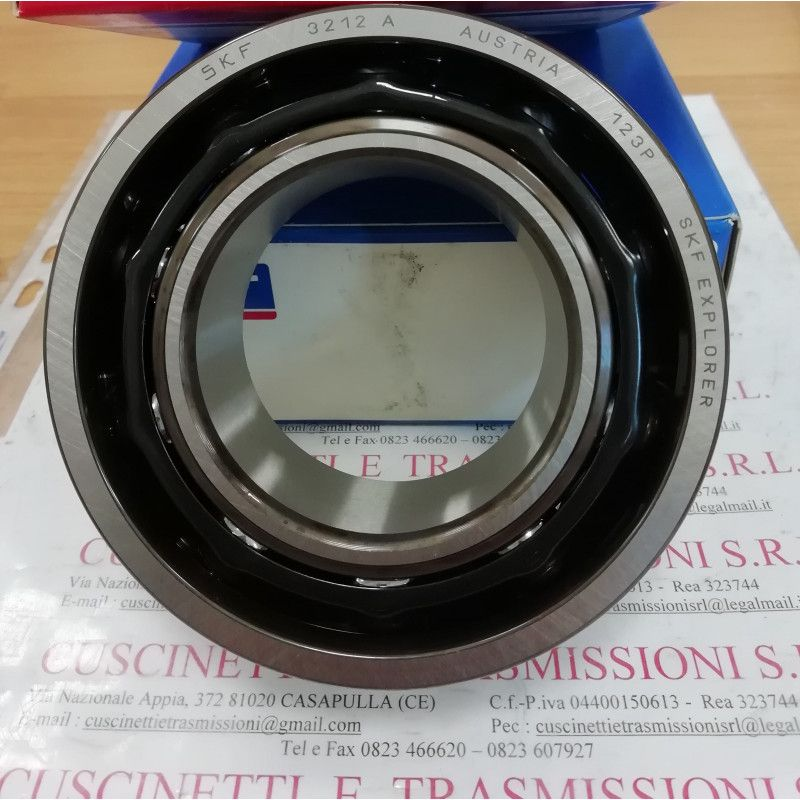 Cuscinetto 3213 A SKF 65x120x38,1 Weight 1,687 3213A,