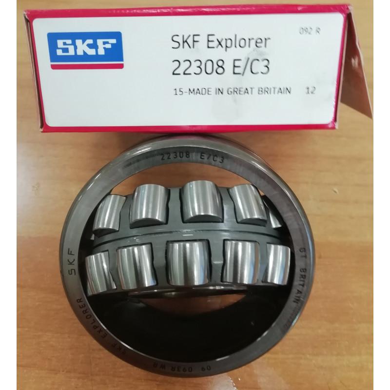Cuscinetto 22308 E/C3 SKF 40x90x33 Weight 1,004 22308EC3