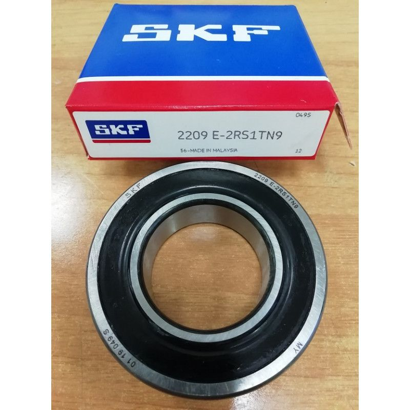 Cuscinetto 2209 E-2RS1TN9 SKF 45x85x23 Weight 0,541 22092RS,2209-2RS,2209E2RS1TN9