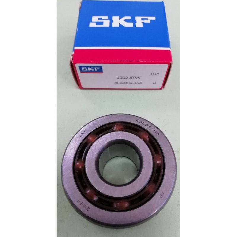 Cuscinetto 4302 ATN9 SKF 15x42x17 Weight 0,116 4302ATN9