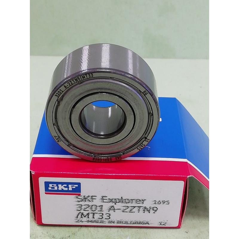 Cuscinetto 3201 A-2ZTN9/MT33 SKF 12x32x15,9 Peso 0,059 32012z,3201-2z,3201zz,3201-zz,3201a2ztn9mt33,3201bd2ztvh,5201zz,