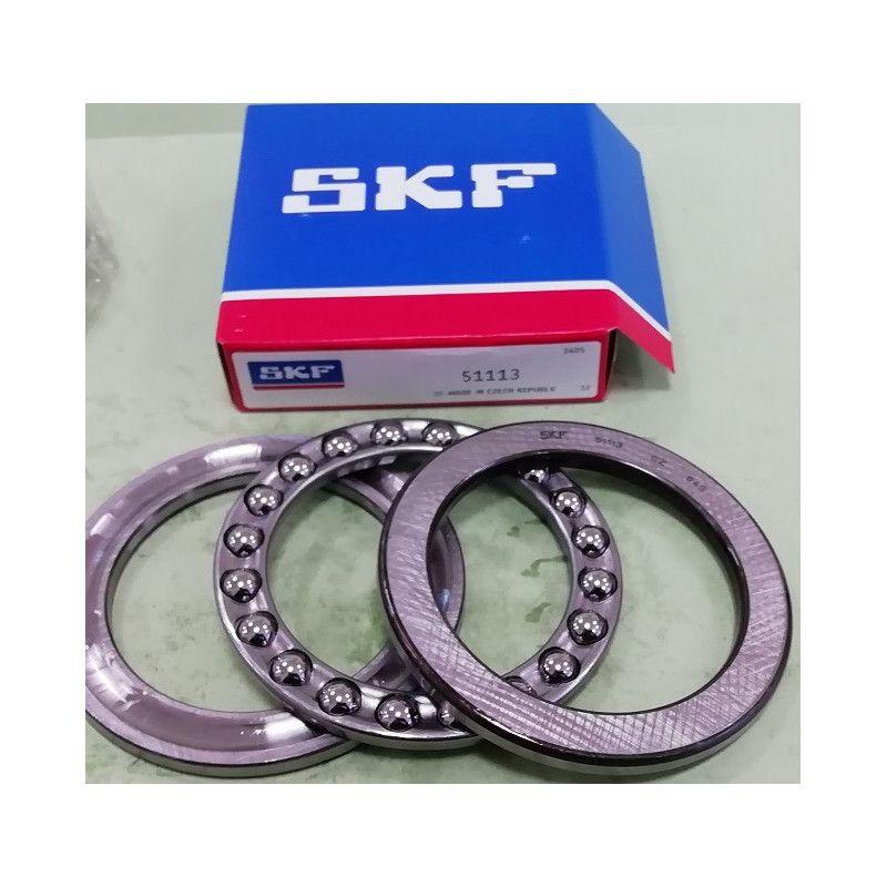 Cuscinetto 51113 SKF 65x90x18 Peso 0,321 51113