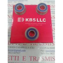 Cuscinetto SF 686 2RS INOX KBS/USA 6X13/15X5