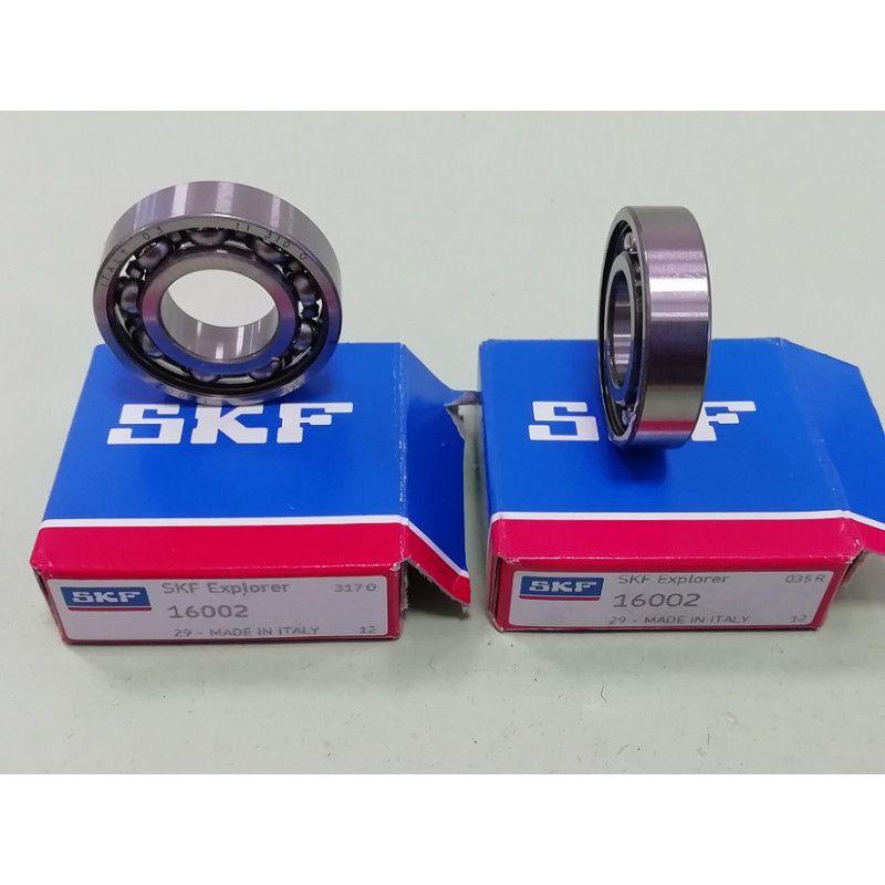 Cuscinetto 16002 SKF 15x32x8 Weight 0,0259 16002