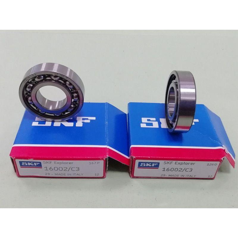 Cuscinetto 16002/C3 SKF 15x32x8 Weight 0,0256 16002C3