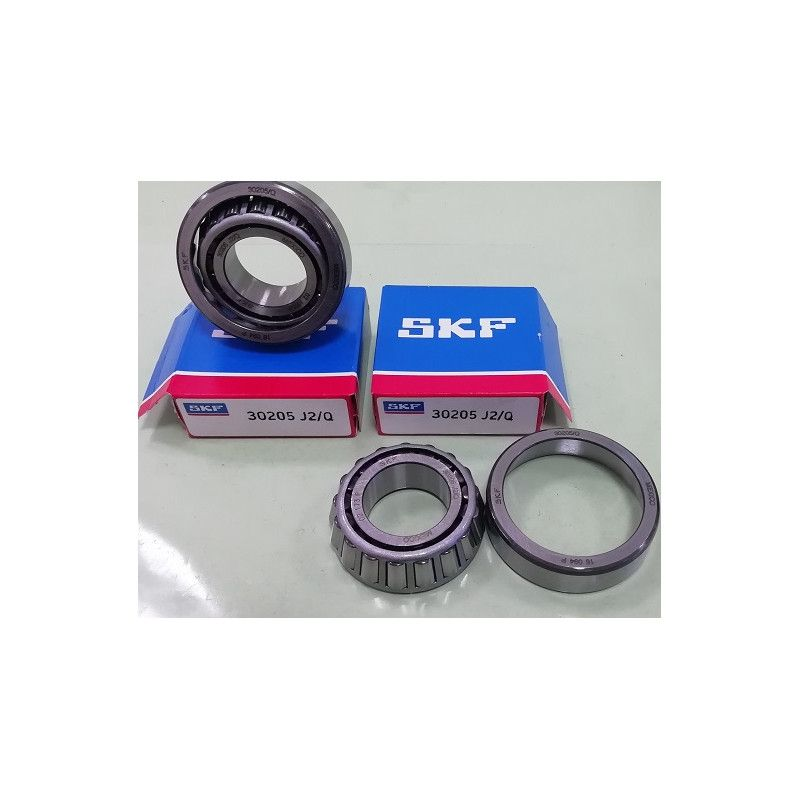 Cuscinetto 30205 J2/Q SKF 25x52x16,25 Weight 0,149 30205,30205J2Q,30205A,30205XL,30205JR,4T30205,4T-30205,30205M