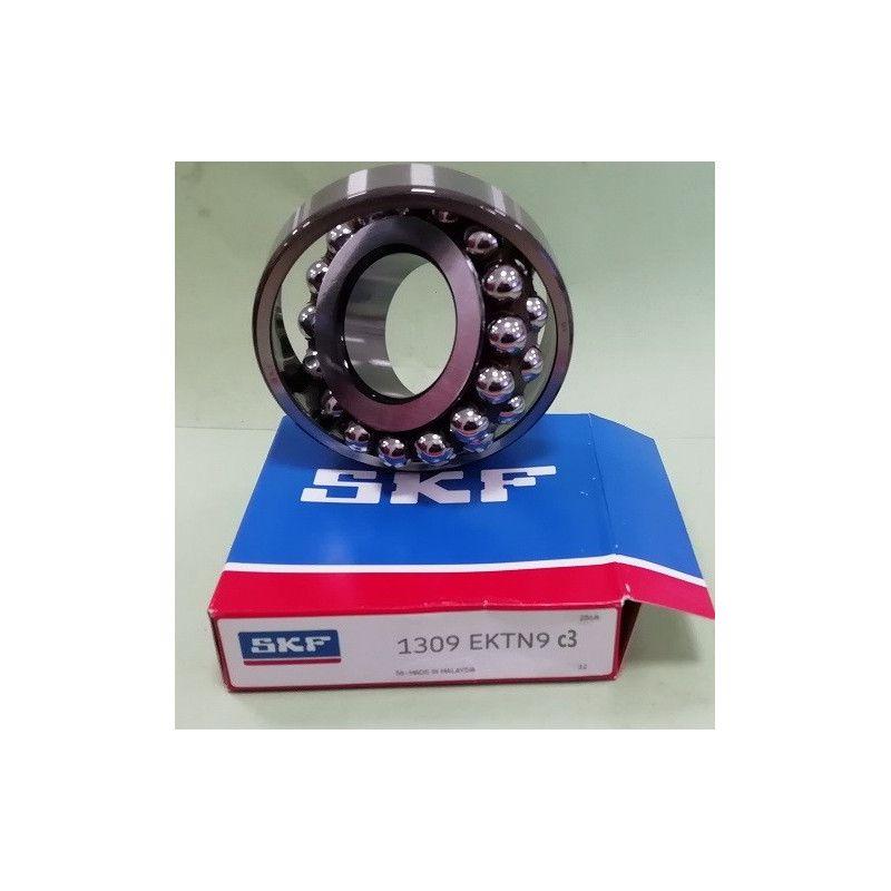 Cuscinetto 1309 EKTN9/C3 SKF 45x100x25 Weight 0,91 1309EKTN9C3,1309KC3,