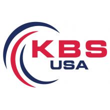 Supporto in acciaio stampato ritto SBPP206 con flangia a ponte KBS/USA