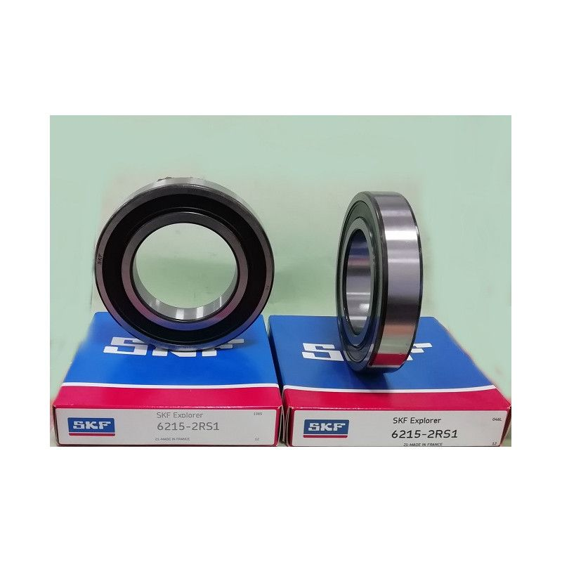 Cuscinetto 6215-2RS1 SKF 75x130x25 Weight 1,1905 6215-2RS1,62152RS,6215-2RS,6215-C-2HRS,62152RS1,6215DDU,6215LLU