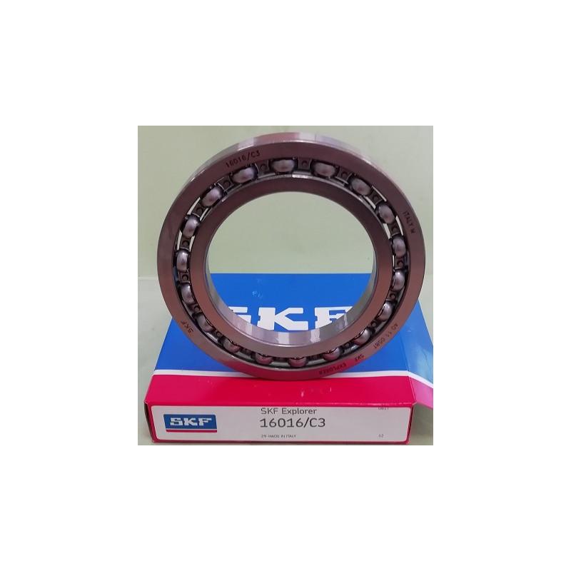 Cuscinetto 16016/C3 SKF 80x125x14 Weight 0,5927 16016C3