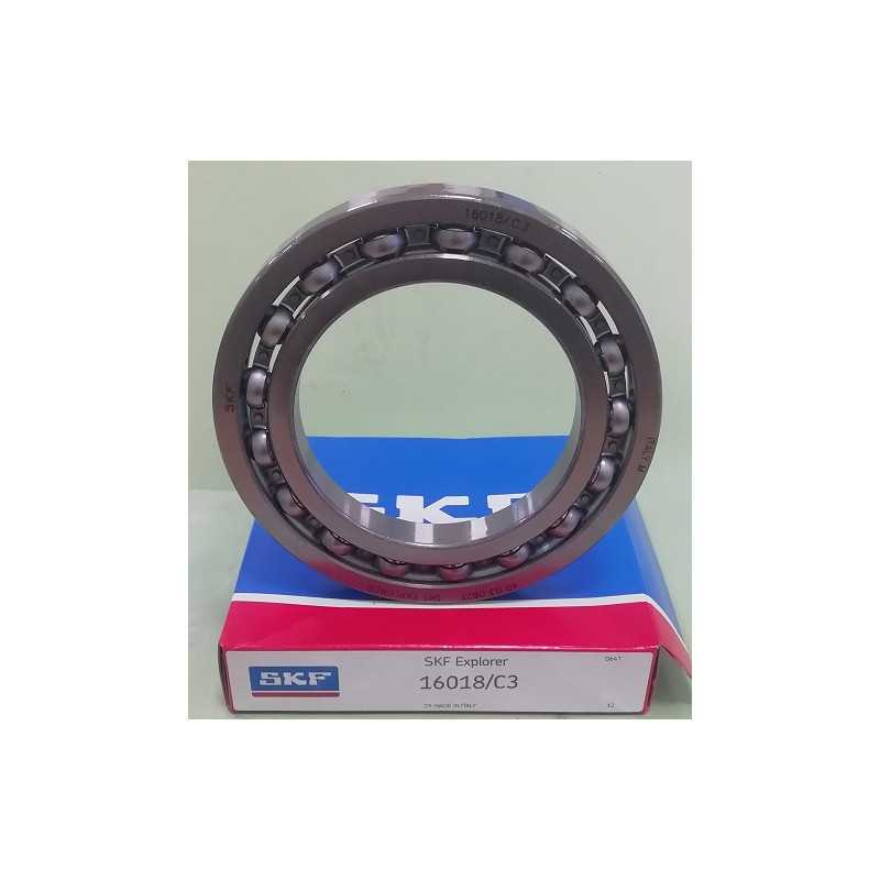 Cuscinetto 16018/C3 SKF 90x140x16 Weight 0,8367 16018C3,16018/C3